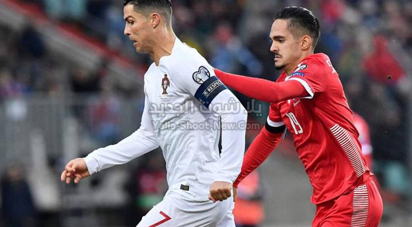 البرتغال vs لوكسمبرج