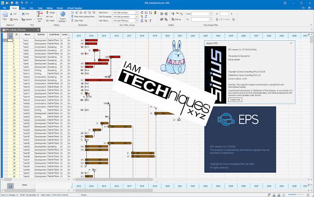 Datamine EPS v3.0.177 x64