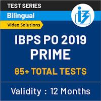 IBPS PO Prelims Quantitative Aptitude Quiz: 5th September 2019_240.1