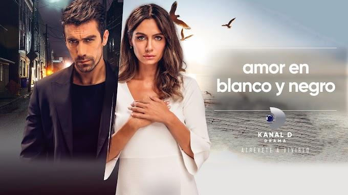 Amor En Blanco Y Negro | Siyah Beyaz Aşk | Español - Castellano (Completa)