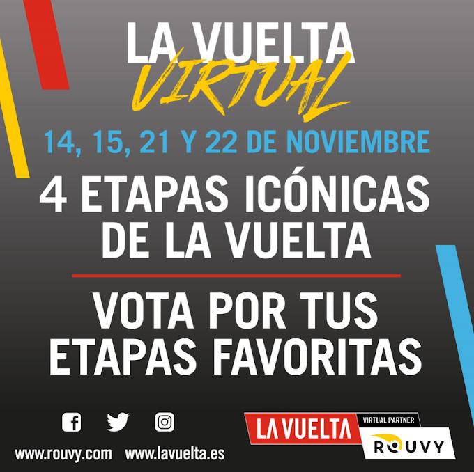 La Vuelta a España 2020 'Virtual'