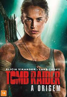 Tomb Raider: A Origem - BDRip Dual Áudio