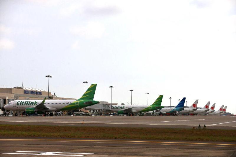 Bandara Hang Nadim dan Terminal Ferry Punggur Tetap Beroperasi