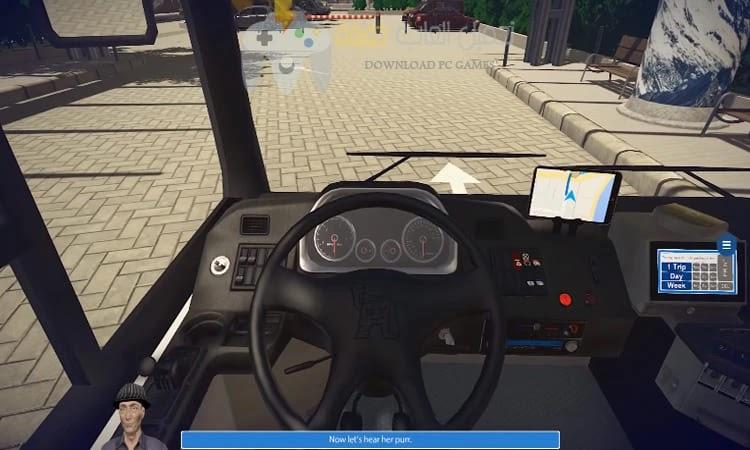 تحميل لعبة محاكي الباصات Bus Simulator 16 من ميديا فاير