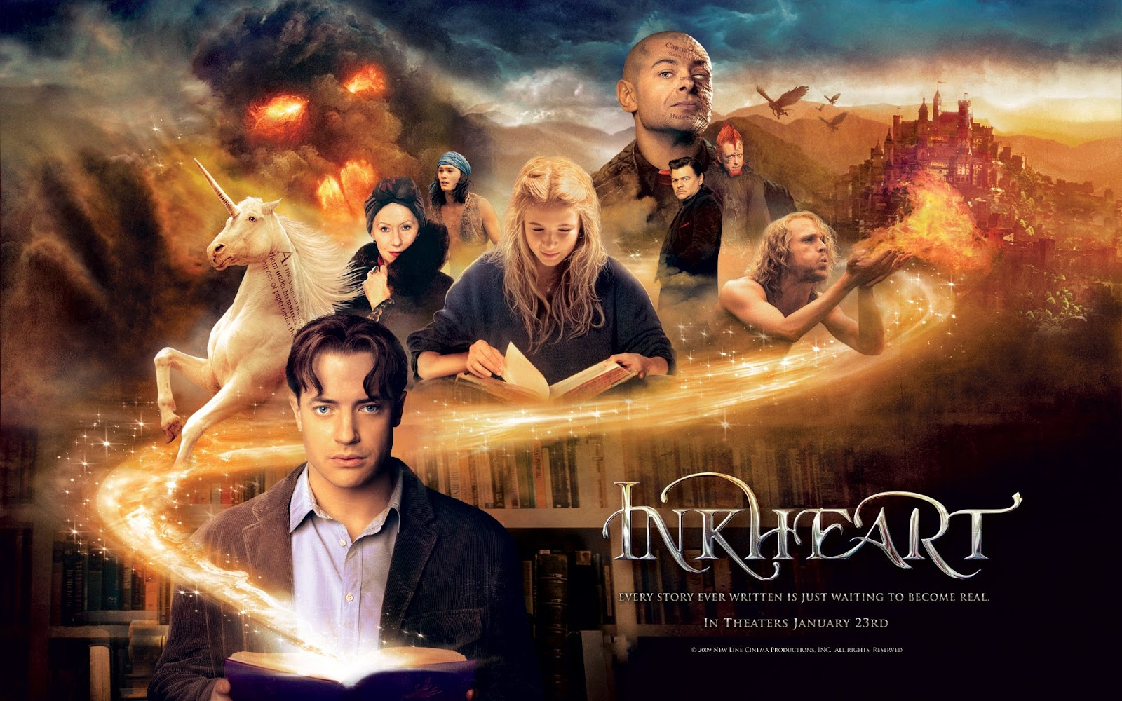 INKHEART (2008) TAMIL DUBBED HD