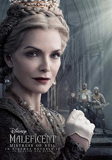 Maleficent - Mistress of Evil First Look Poster 4