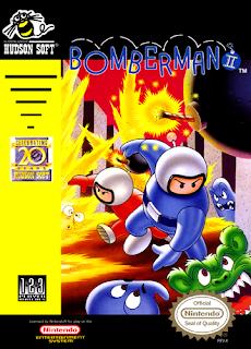 Bomberman II (BR) [ NES ]