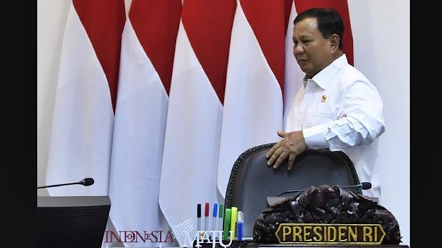 Edhy Prabowo Ditangkap, Arief: Tamat Cita-cita Prabowo jadi Presiden