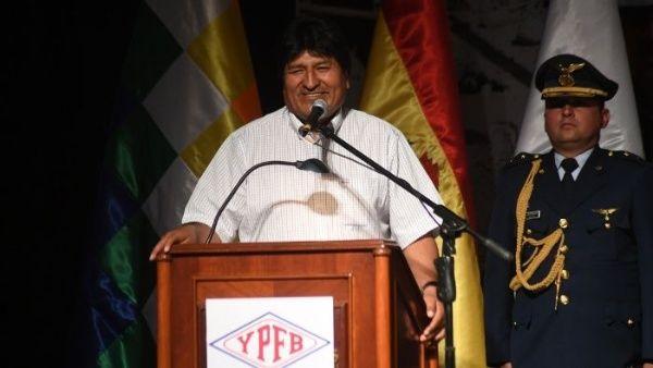 Bolivia promueve venta de gas natural con Perú y Argentina