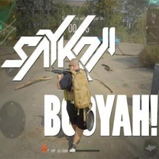 Lirik Lagu Saykoji - Booyah