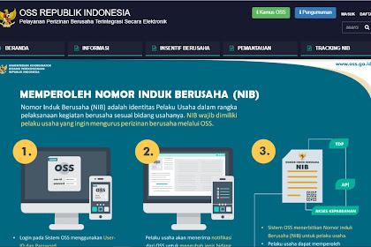 Cara Urus Izin Usaha Lewat Online Single Submission (OSS)
