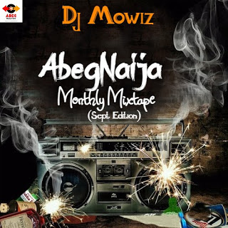 [HOT MIX] Dj Mowiz - AbegNaija Monthly (Amapiano Mix)