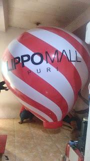 wahanaballoons adalah tempat produksi aneka balon promosi