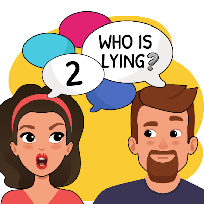 Who is 2? Tricky Chats and Brain Puzzles (MOD, Unlimited Lamps) APK Download