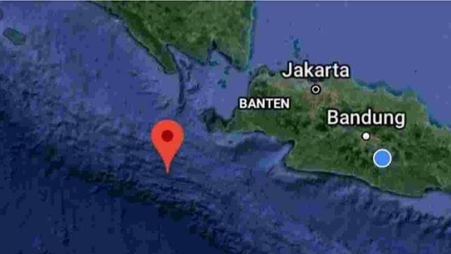 Pasca Gempa 6.9 SR Guncang Banten :BMKG Cabut Peringatan Dini Tsunami