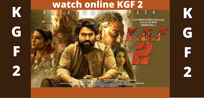 KGF chapter 2  movie online kese dekhe| how to dwonload KGF chapter 2 in 720p