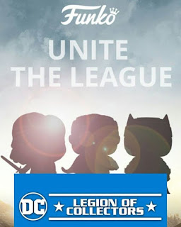 Funko Legion of Collectors Unite the League