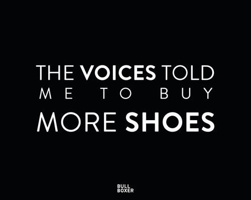 shoe sayings