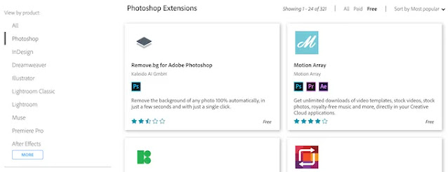 Adobe Extension