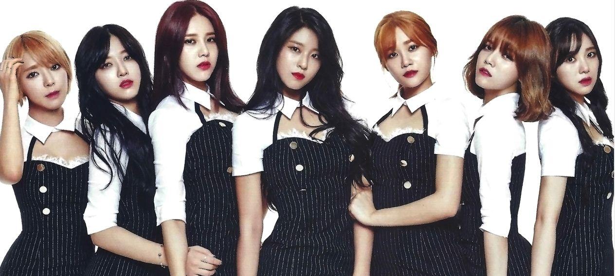 Profile & Bio >> AOA Members - Korean CELEB