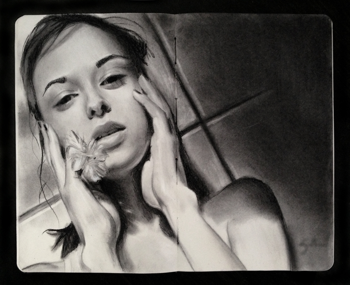 07-obsidian-Kate-Zambrano-Capturing-Expressions-in-Portrait-Drawings-www-designstack-co