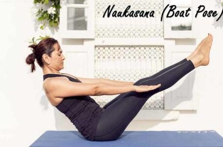 Top 5 Yoga Asanas To Improve Digestion