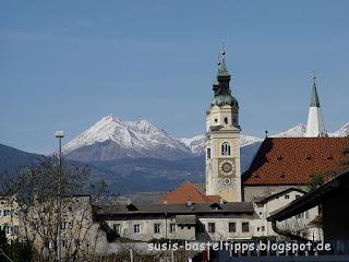 Blick auf Brixen Foto von unabh. Stampin Up Demonstratorin in Coburg