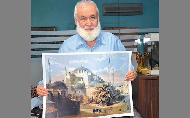 Το «τάμα» του Ισμαήλ Καντεμίρ να γίνει ο ναός τζαμί