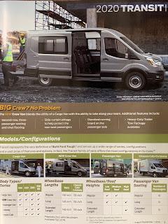 Ford Frontline 2020 Transit pg 5