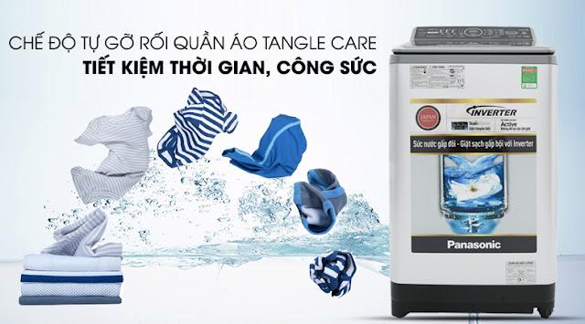 Máy giặt Panasonic NA-FS95X7LRV