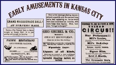 Early Amusements in Kansas City