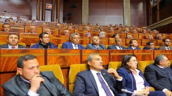 """برلمانيو """"البام"""" يتصدرون لائحة المتغيبين في مجلس النواب"""