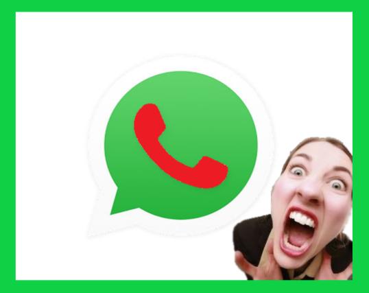ثغرة على واتساب تسمح بغلق تطبيق المستخدم بعد إستقباله رسالة بعدد من الوجوه الضاحكة