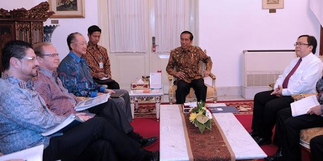 Jokowi Bank Dunia