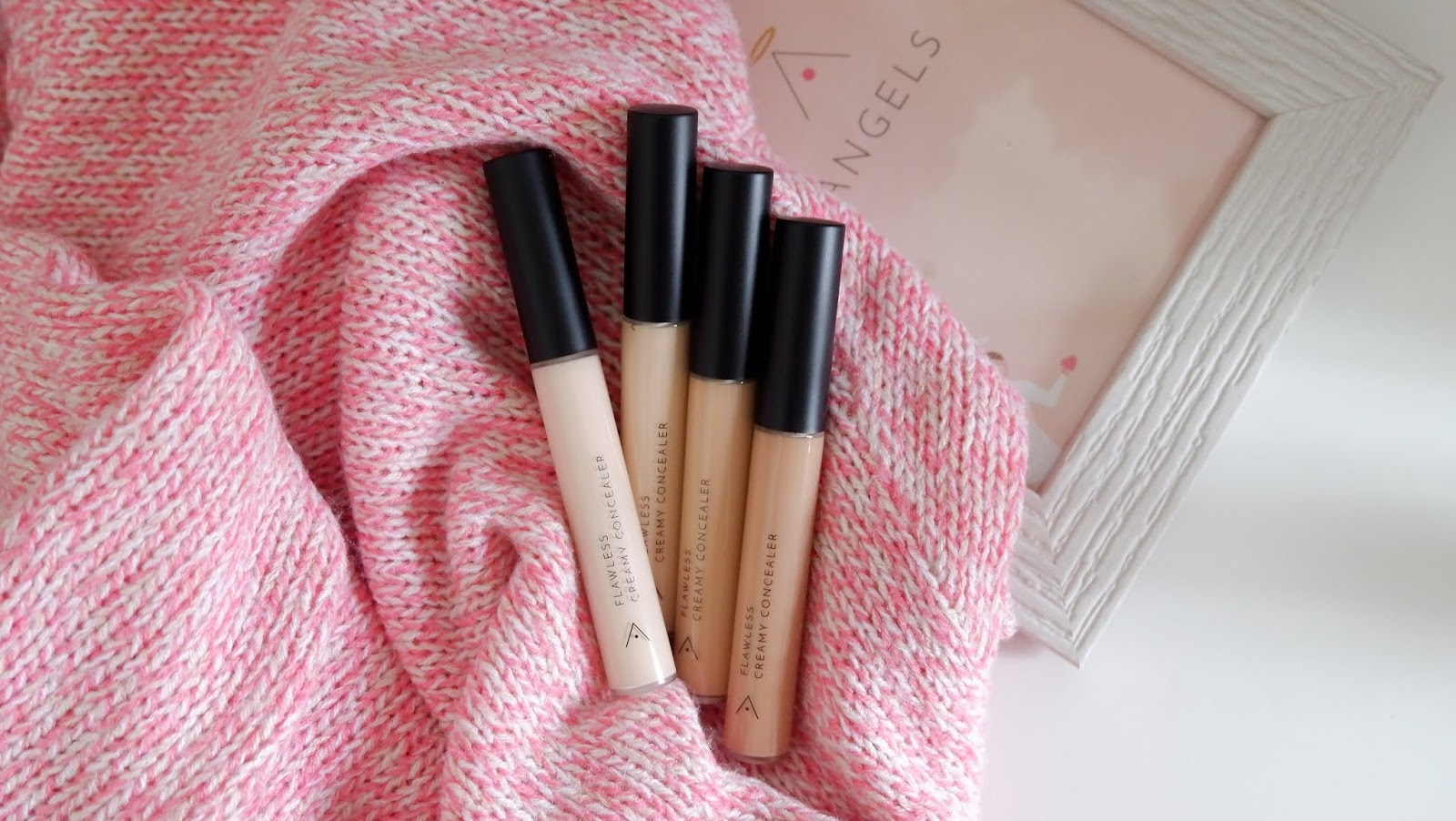 THE NEW FLAWLESS CREAMY CONCEALER OF ALTHEA KOREA