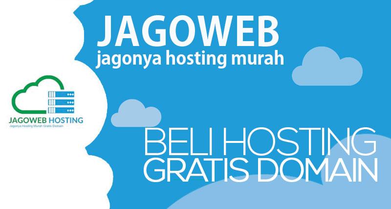 Hosting terbaik dari Jagoweb
