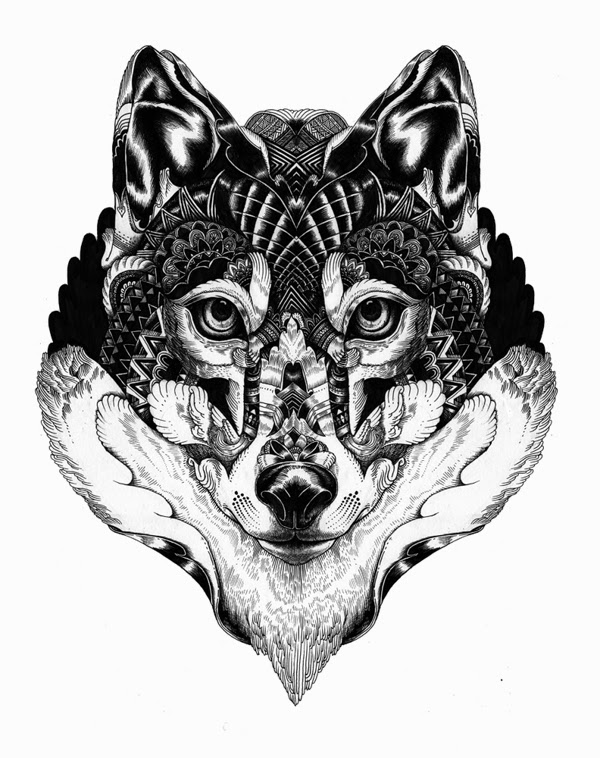 06-Iain-Macarthur-Precision-in-Surreal-Wildlife-Animals-Drawings-www-designstack-co