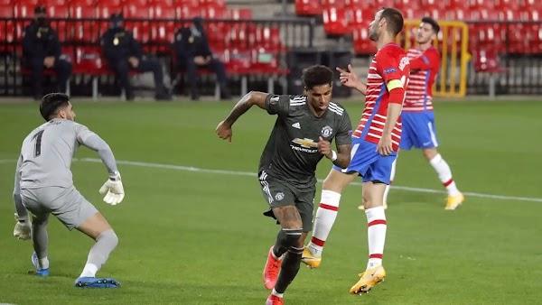 Manchester United - Granada, alineaciones oficiales
