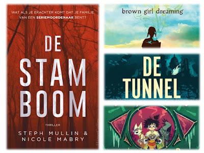 De stamboom, Brown Girl Dreaming, De tunnel, De ontsnapping uit Aurora