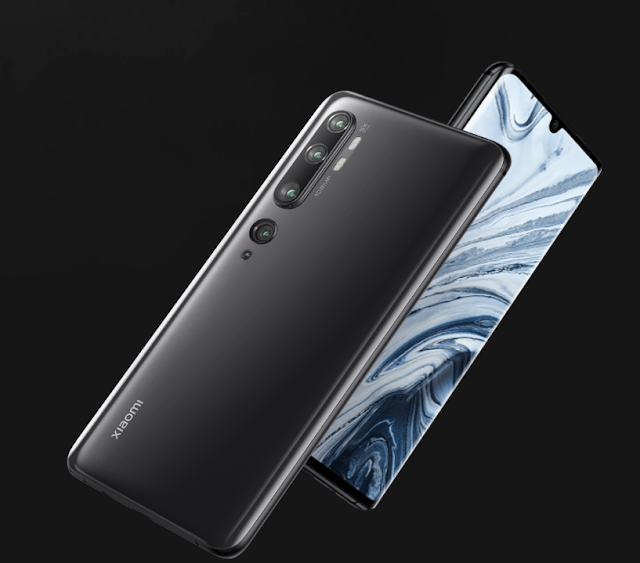 Xiaomi Mi Note 10 Full specifications 2020