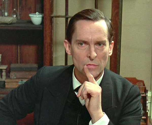 Luces al Atardecer: El mejor Sherlock Holmes
