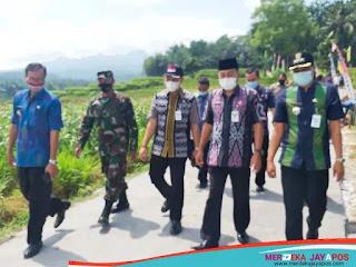 Kegiatan Bakti Sosial Rangka TMMD Sengkuyung Tahap I Kodim 0719/Jepara