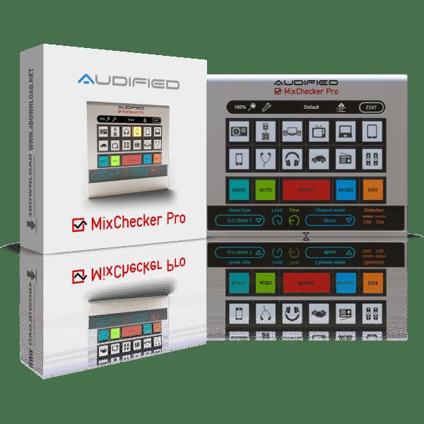 Audified MixChecker Pro v1.1.1 Full version