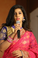 Lavanya in Red Saree at With Love Boys Movie First Look Launch 5th May 2017  Exclusive 020.JPG