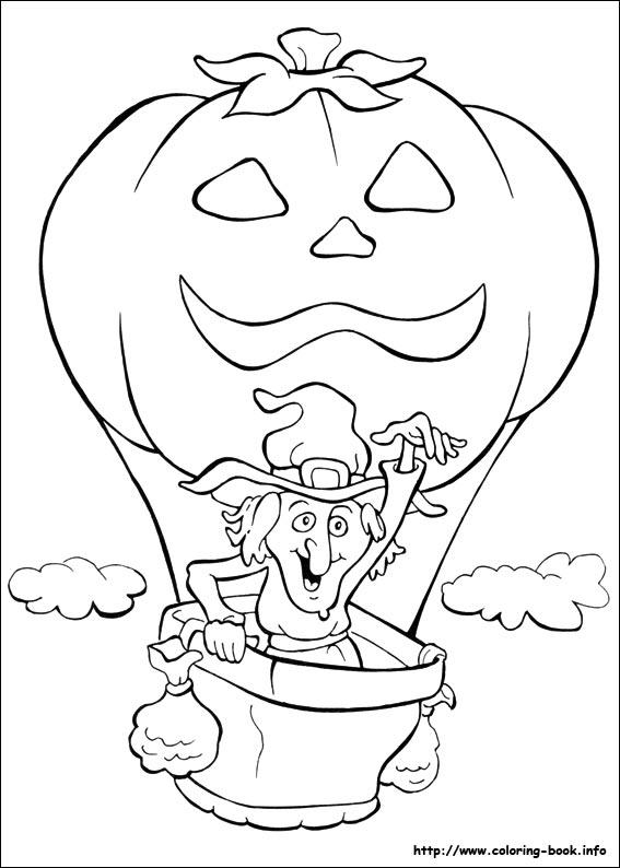 SoulNoe Audicin y Lenguaje: Fichas de Halloween para colorear
