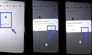 Hapus Akun Google Samsung Galaxy M62