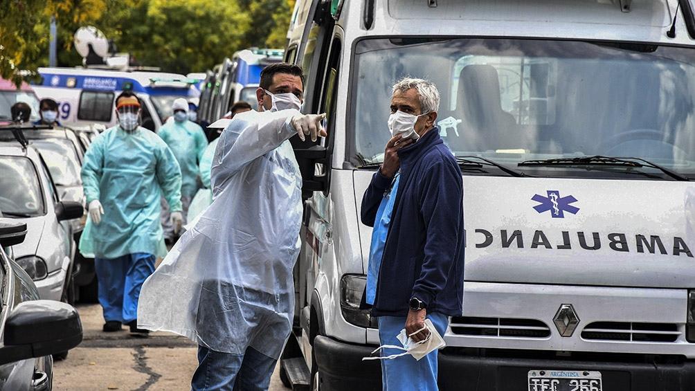 Coronavirus en Argentina: ascienden a 207 las víctimas fatales y 4127 los infectados en el país