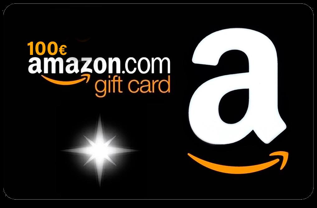 Sorteo Tarjeta Regalo Amazon 100 euros