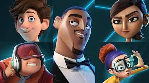 Spies In Disguise full movie download full movie