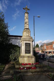 Didsbury War Memorial